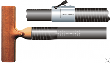 Brača Adjustable Shaft System for Canoe