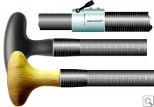 Brača Adjustable Shaft System for Stand Up Paddles